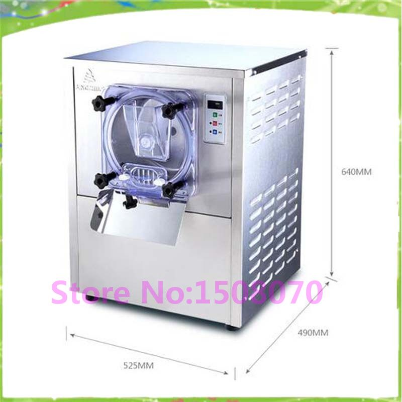 New 2017 Desktop Commercial Ice Cream Making Machine High
