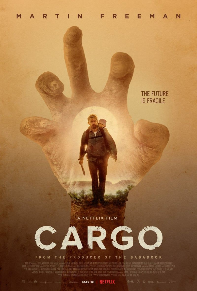 Cargo Martin Freeman Film En Horrorfilms