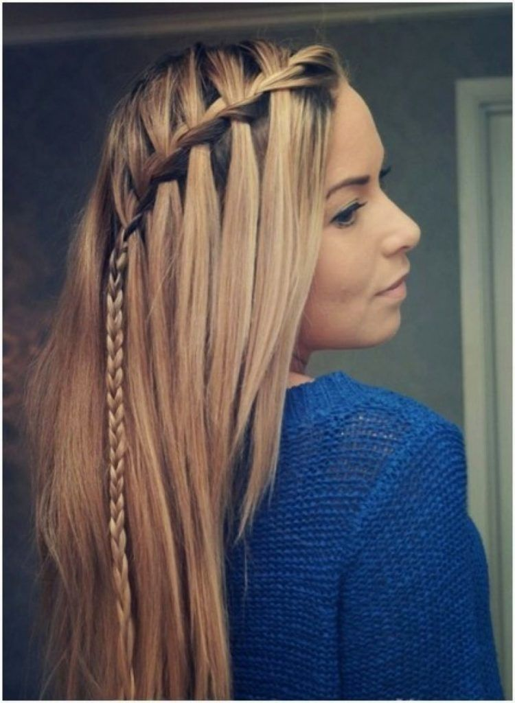 Cute Easy Hairstyles For Long Hair For Your Hair Long Straight Hair Straight Hairstyles Easy Hairstyles For Long Hair