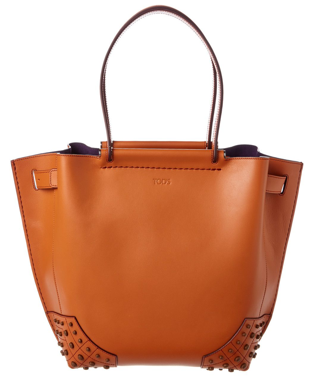 d30f5ff53fb Spotted this TOD's Small Wave Leather Shopping Bag on Rue La La. Shop  (quickly!)