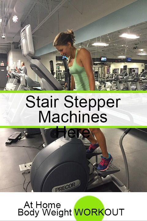 Stair Stepper Machine Fitness Gesundheit Fitness Und Fatburner