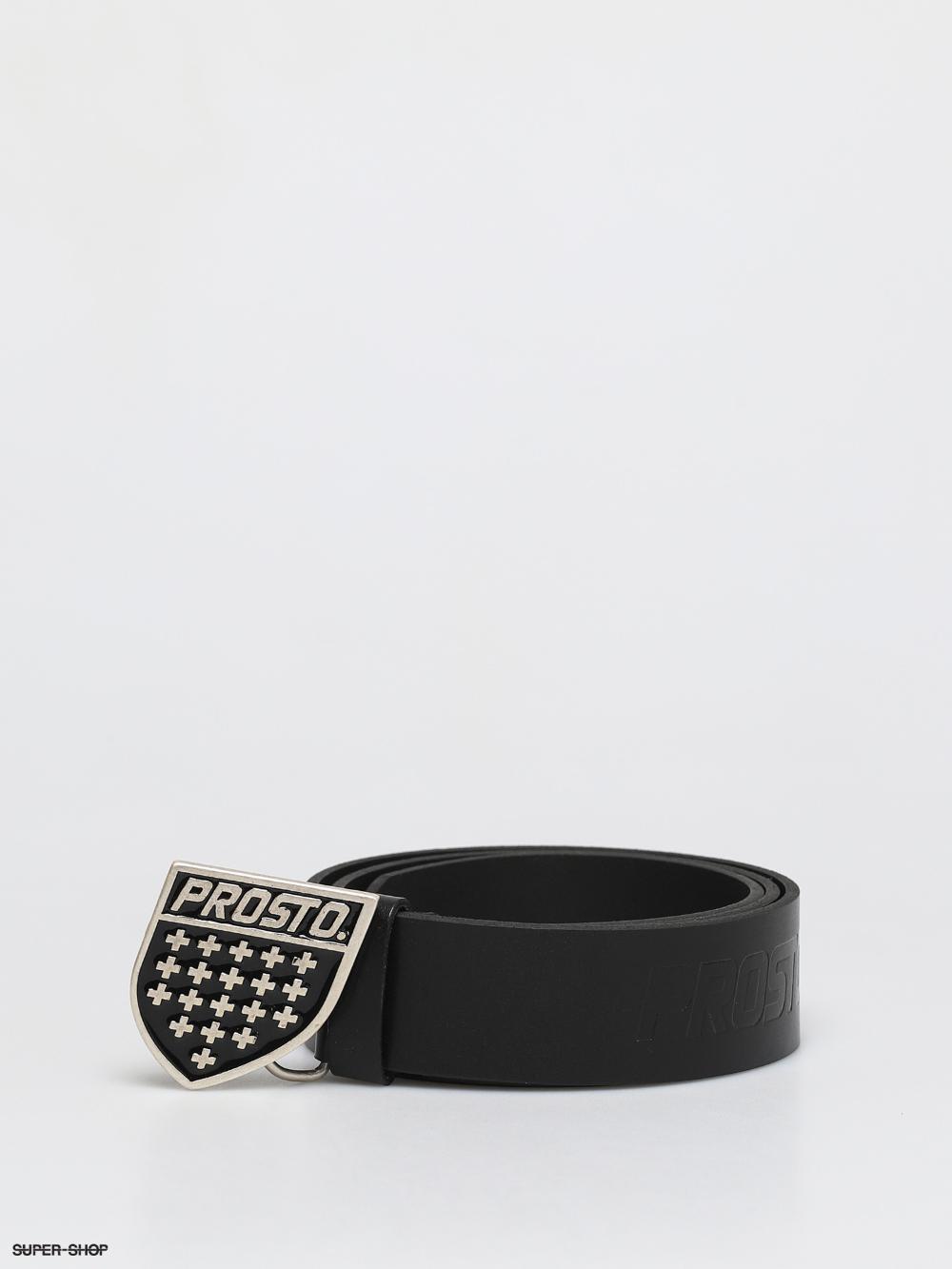 Prosto Ironshield Belt Black Black Belt Belt Black