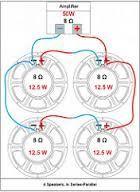 Pin By Jordan Orender On Speakers Speaker Projects Speaker Parallel Wiring