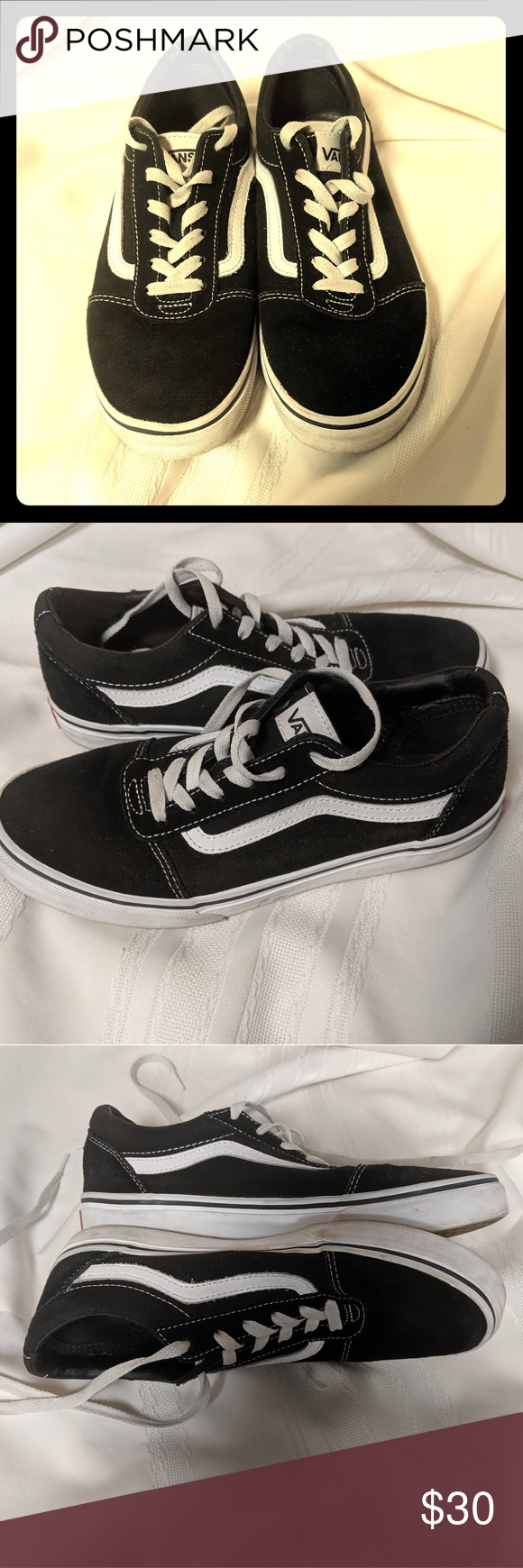 vans size 6 youth