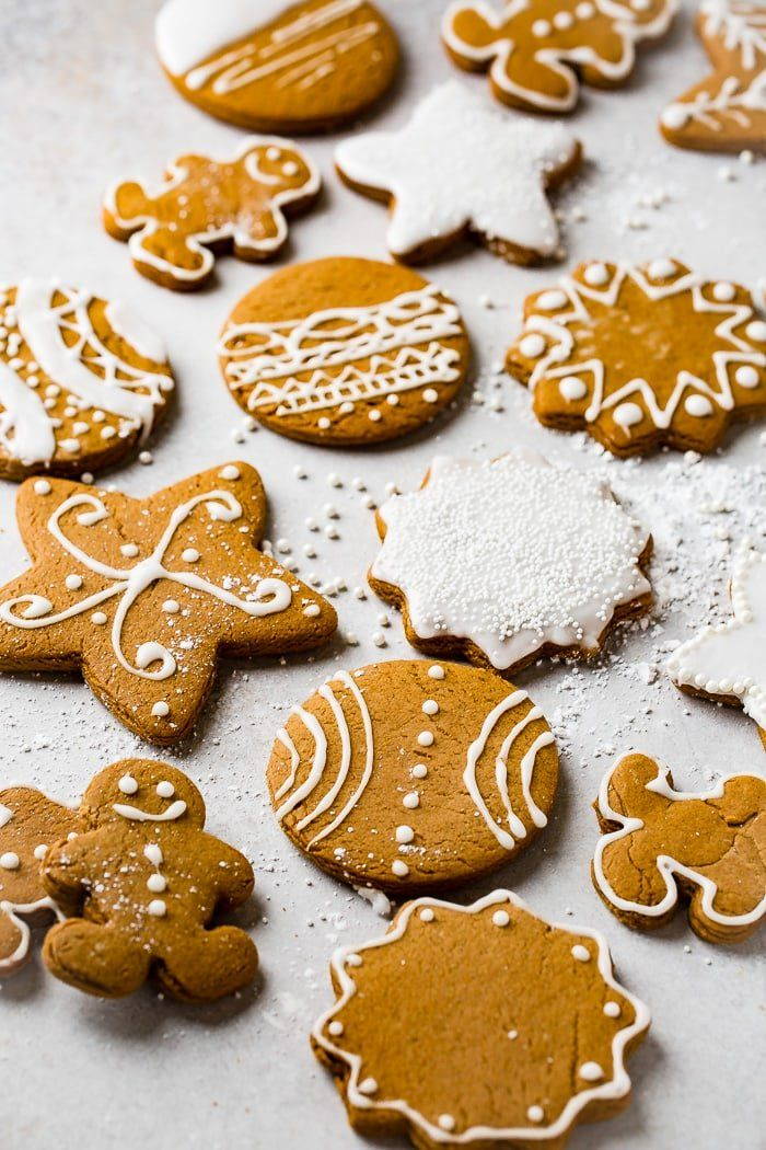 The Best Soft Gingerbread Cookies Recipe Ginger bread