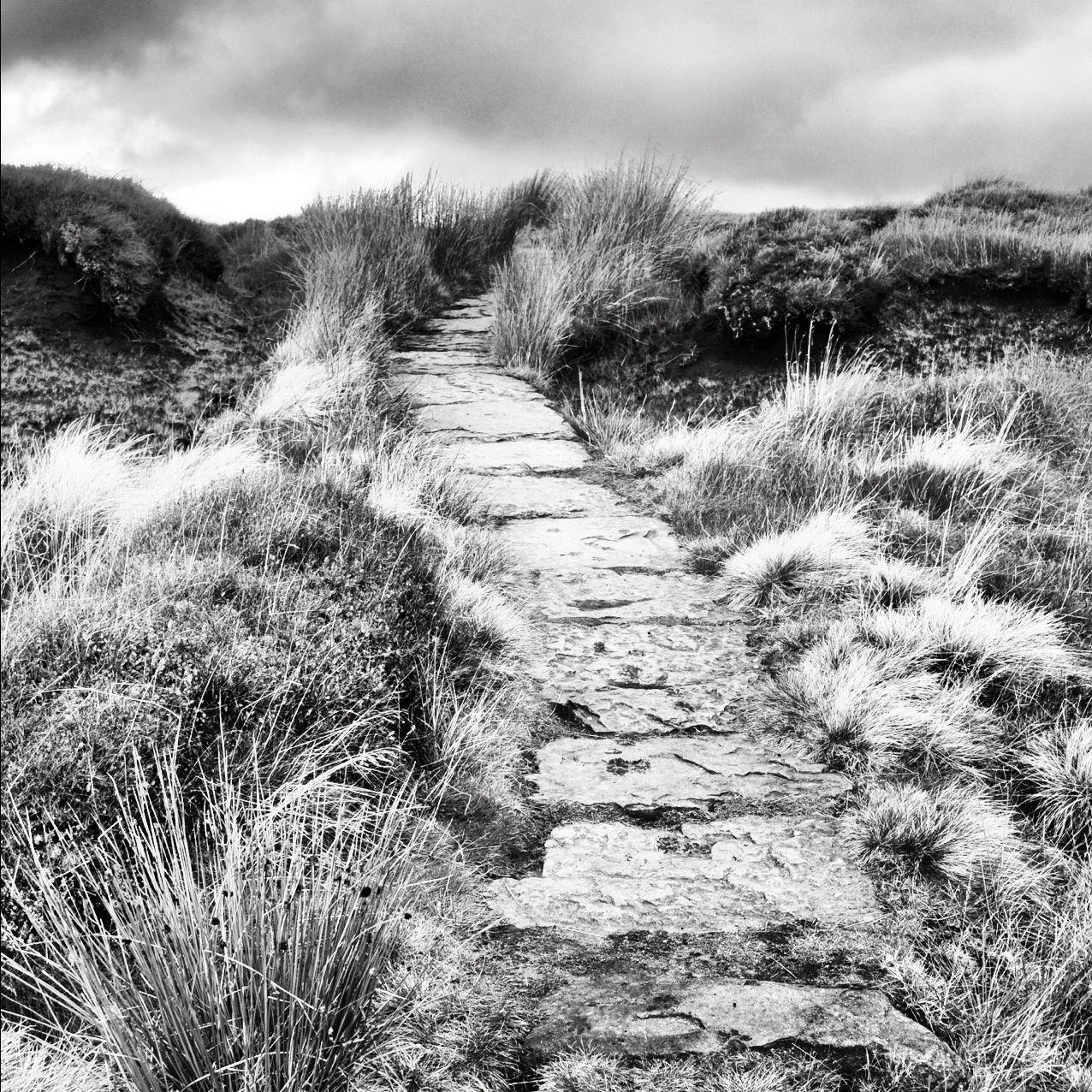 High Peak Moor Derbyshire