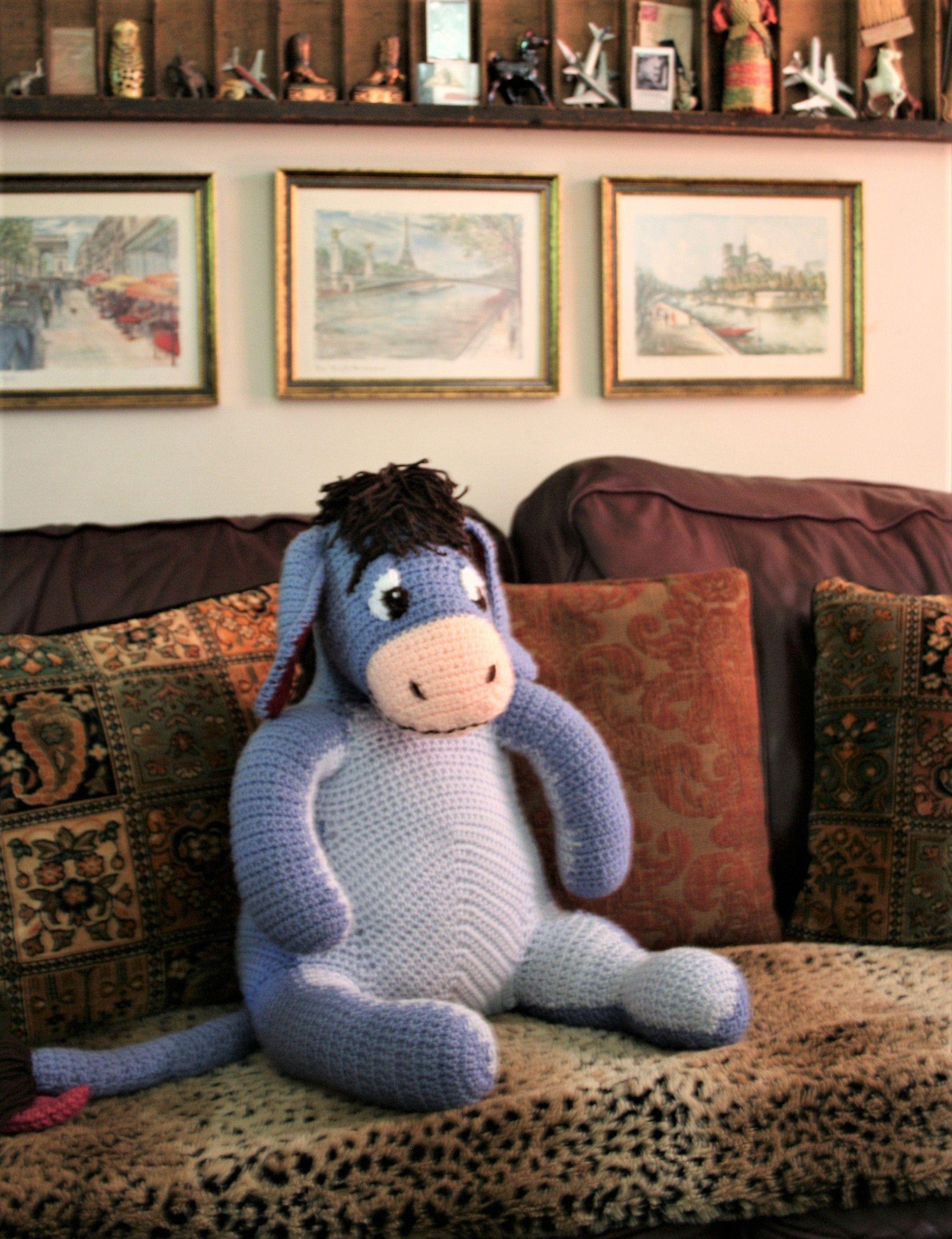 10+ Large stuffed animals for nursery ideas