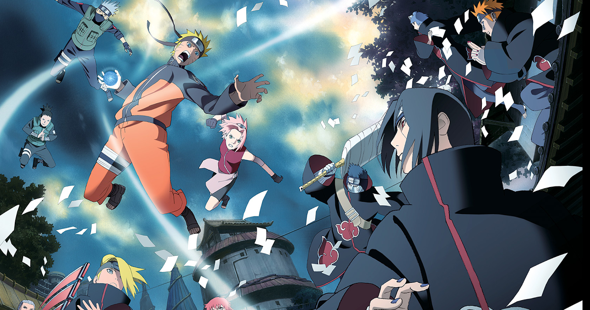 20 Anime Wallpaper Of Naruto Di 2020