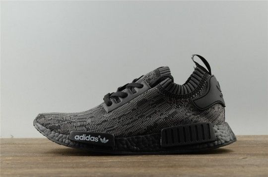 72ab9d649 Adidas NMD PITCH BLACK S80489