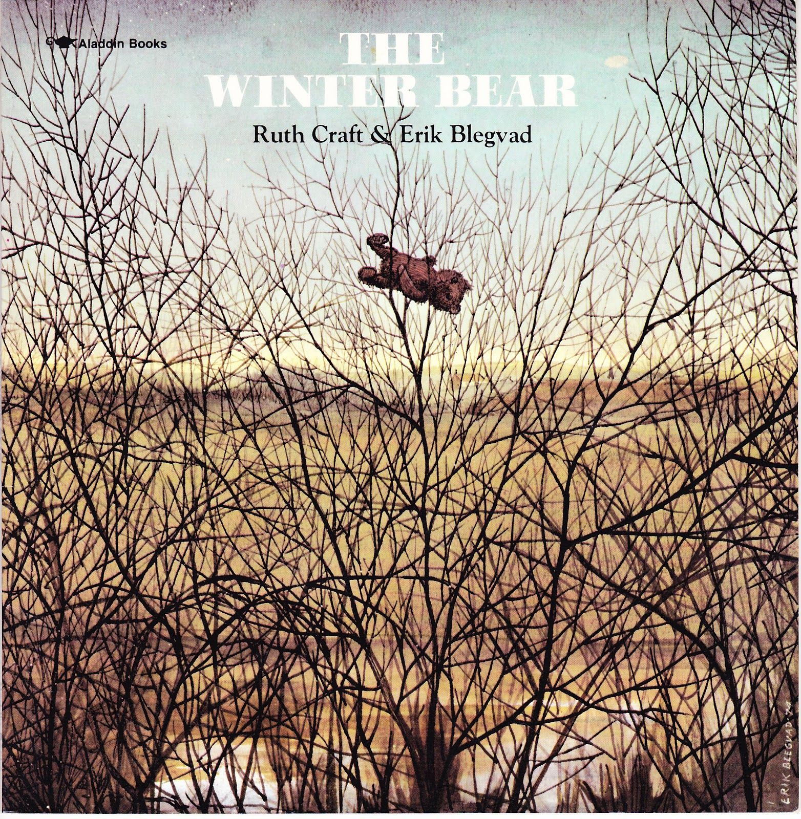 the winter bear written by ruth craft illustrated by