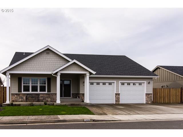 Eugene Oregon Real Estate Listing By Key Realty Group Inc Custom Built Homes Estate Homes Real Estate