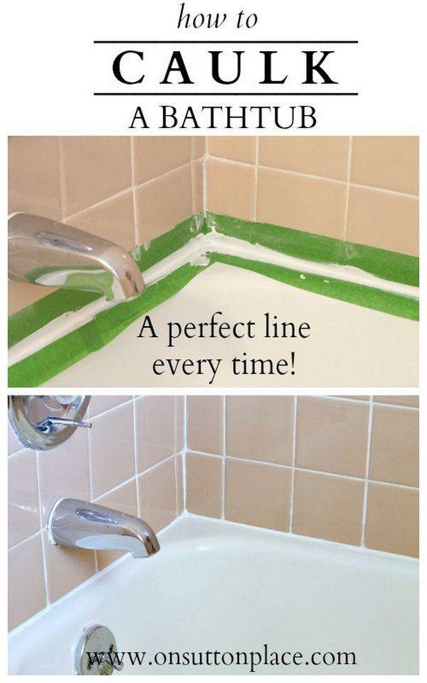 Great Caulking Tips Tricks With Images Diy Home Repair Home Repairs Diy Home Improvement