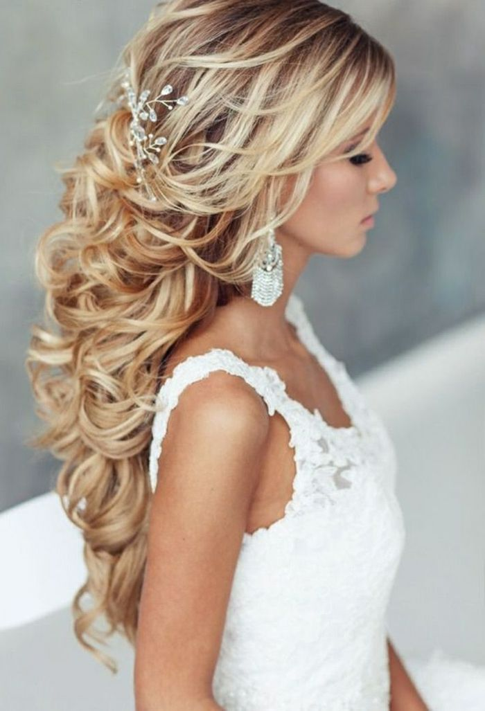 Brautfrisuren Halboffen 24 Elegante Ideen Für Den Wichtigsten Tag