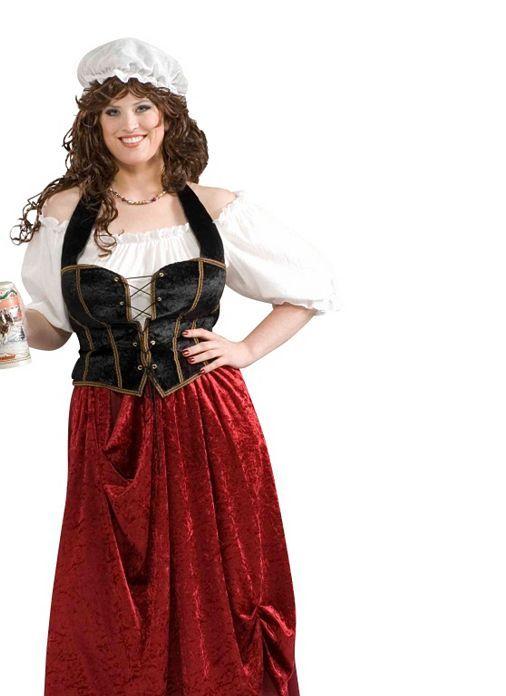 79f2e42ed69 Tavern Wench Adult Plus Costume