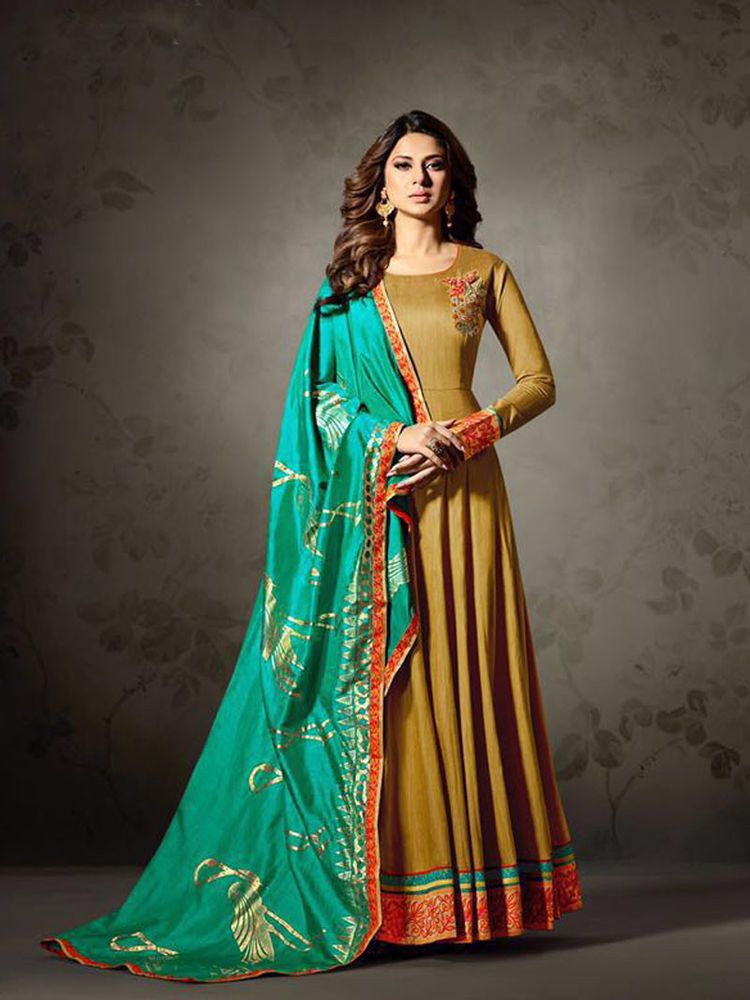 Designer Gowns For Wedding Latest Design Anarkali Gown Women