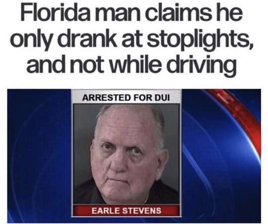 10 Senseless Times Florida Man Was A Vomit Stain On Humanity - FAIL Blog…