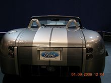 Ford Shelby Cobra Concept - Wikipedia, the free encyclopedia