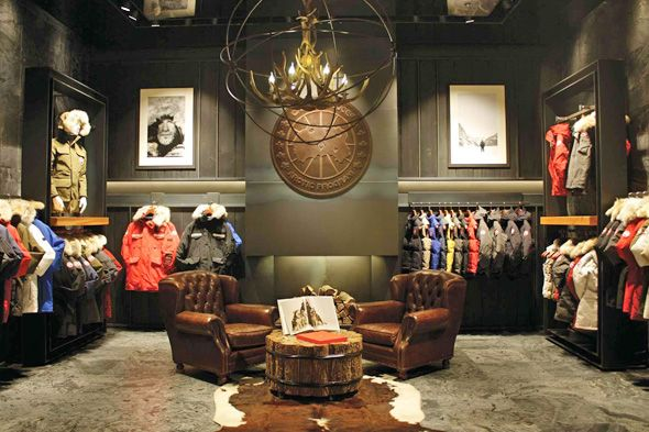 canada goose flagship store vancouver