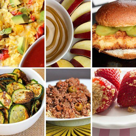 Eating skinny has never tasted so good, and we're here to prove it to you. Check out a sample menu for the day that keeps you right at 25 WWP+ while enjoying breakfast, a morning snack, lunch, a midday snack, dinner, and dessert.