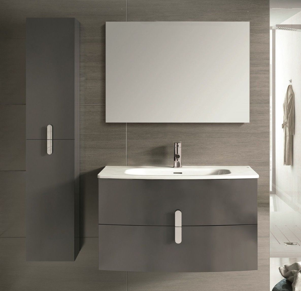 Pin By Bathrooms Direct On Bathroom Vanities Made In Spain