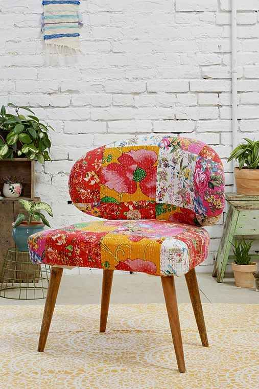 magical thinking modern patchwork chair | hipsters | pinterest