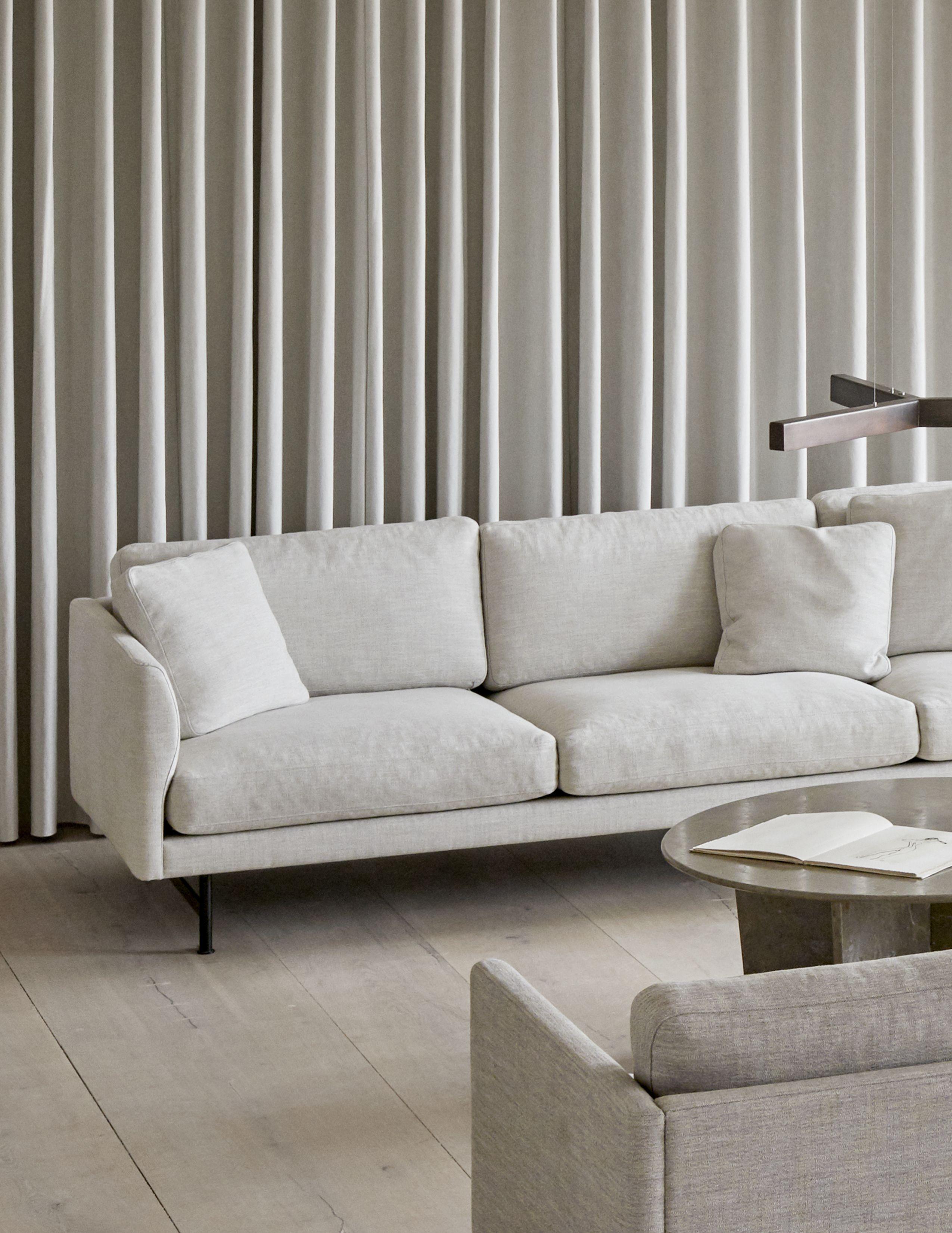 Calmo Sofa By Hugo Passos I Fredericia Furniture In 2020 Fredericia Furniture Furniture Design Modern Furniture Design