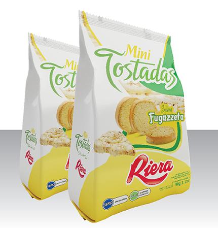 Nuevas Mini Tostadas Riera!  Descubrí el sabor de la cebolla horneada en un producto crocante y sabroso para disfrutar solo o con tus ensaladas... http://www.riera.com.ar/minitostadas