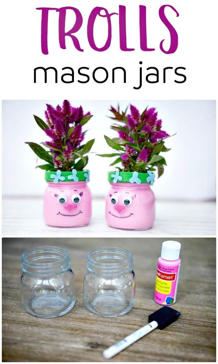 Photo of 130 Easy Craft Ideas Using Mason Jars for Spring   #craft #Easy #Ideas #Jars #Ma…