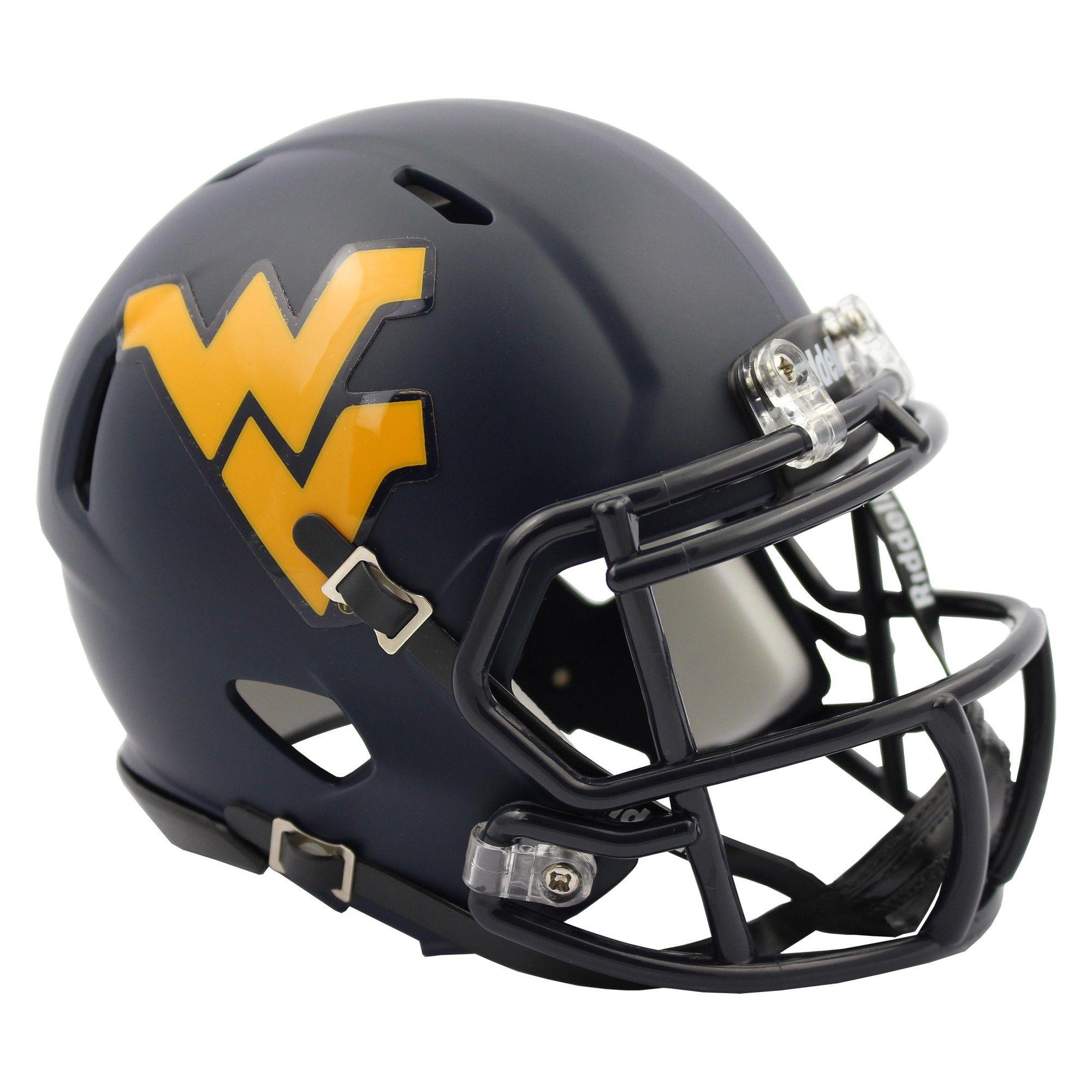 NCAA West Virginia Mountaineers Replica XP Helmet
