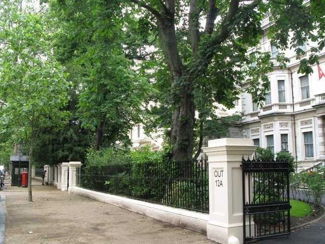 Kensington Palace Gardens London Real Estate