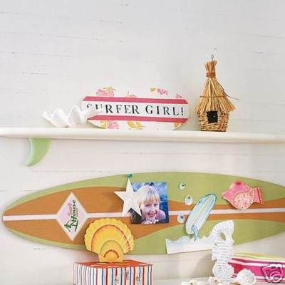 Pottery Barn Surfer Girl With Images Boys Surf Room