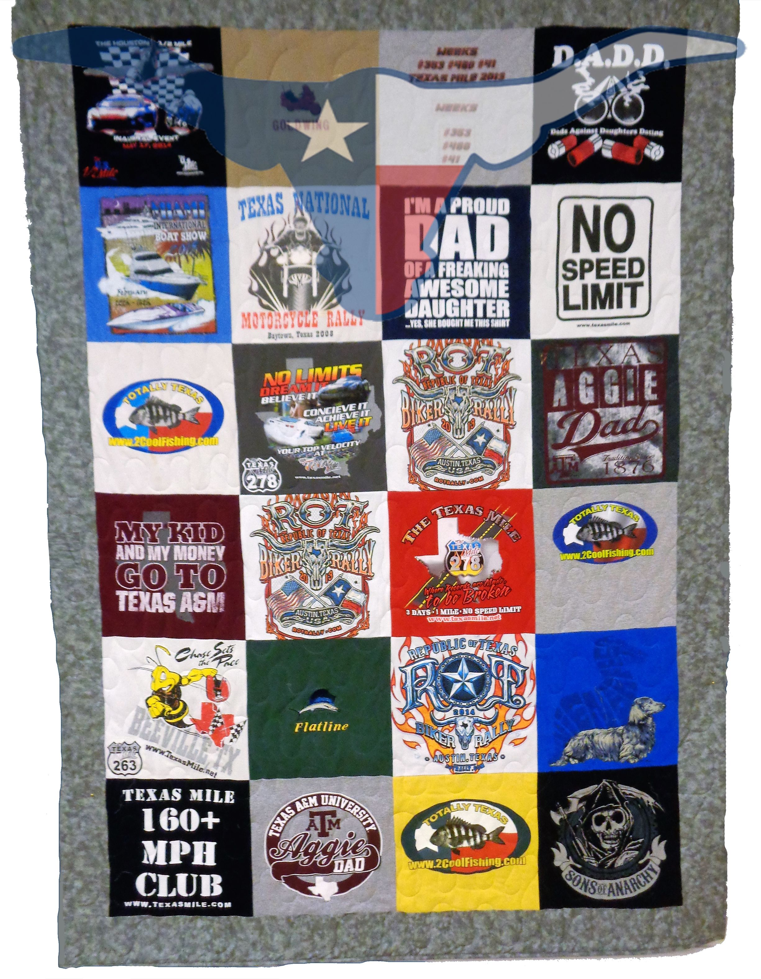 Pin on Express TShirt Quilts
