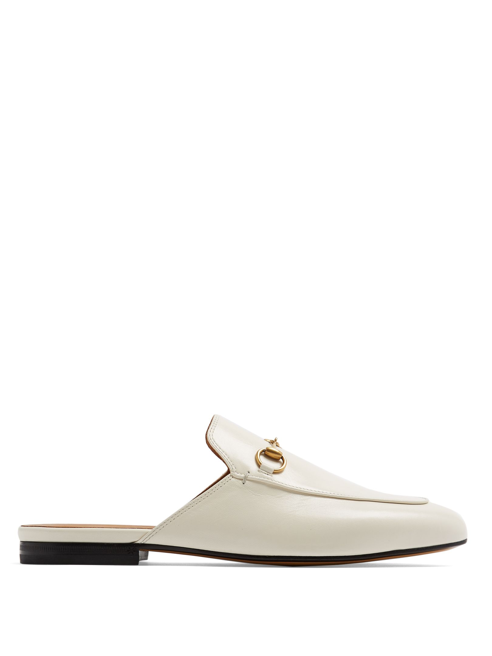 80411b65b2f Click here to buy Gucci Princetown leather backless loafers at  MATCHESFASHION.COM