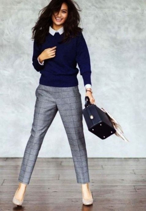 07092d78d4cd Impressive Work Outfit Ideas Trends 201802   Looking good   Business ...