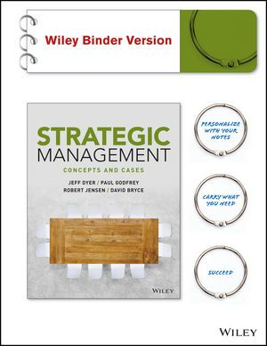Complete solution manual for strategic management concepts and complete solution manual for strategic management concepts and cases by jeffrey h dyer paul godfrey robert jensen david bryce ehep003499 fandeluxe