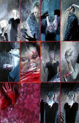 کمیک Arkham Asylum: A Serious House