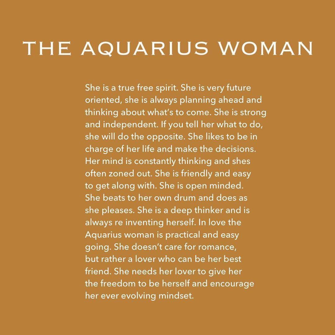 Sisters Village Astrology On Instagram The Aquarius Woman