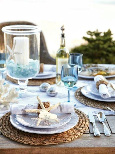 pretty table setting | home decor | Pinterest | Table settings ...