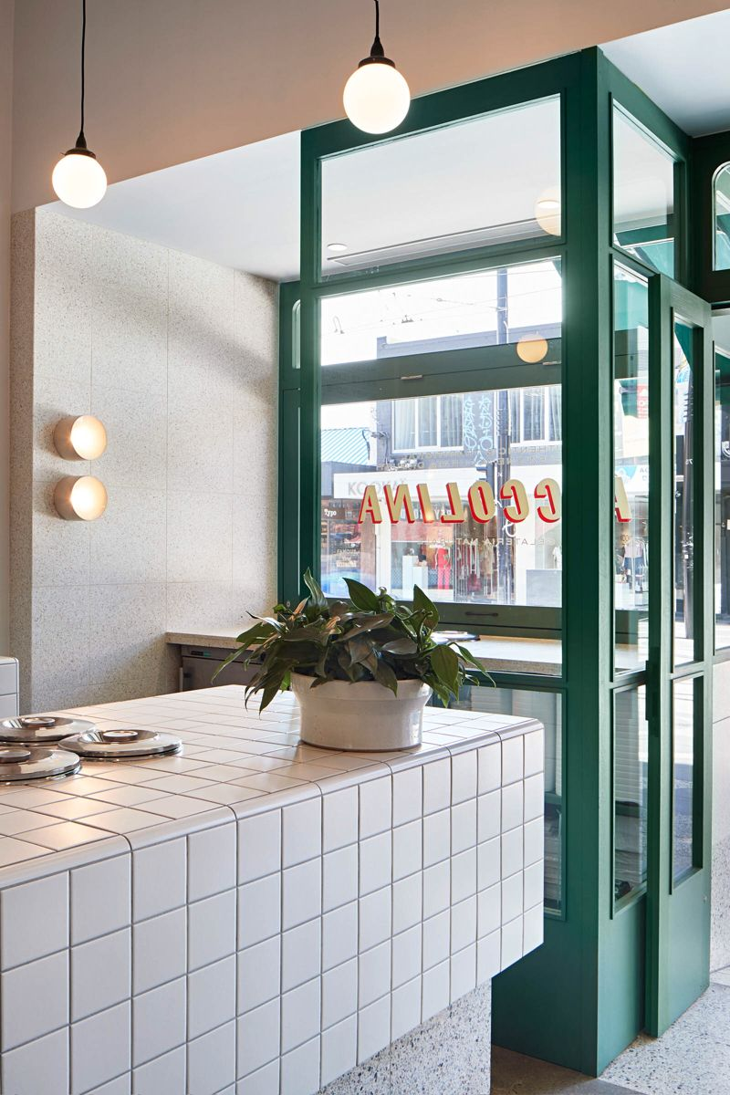 Khaki Jam serves up a mouth-watering delight at St Kildas Piccolina Gelateria