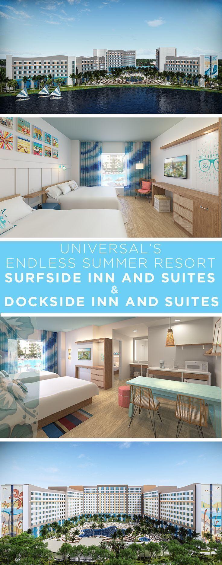 Introducing Universal's Endless Summer Resort Surfside