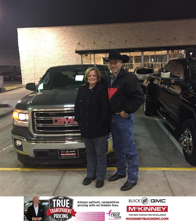 Happy Anniversary To Wayne Sheri On Your Gmc Sierra 1500 From