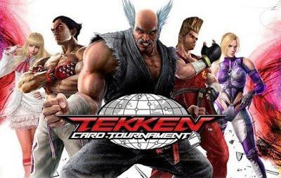 Tekken Card Tournament Apk + Data for Android Tekken tag