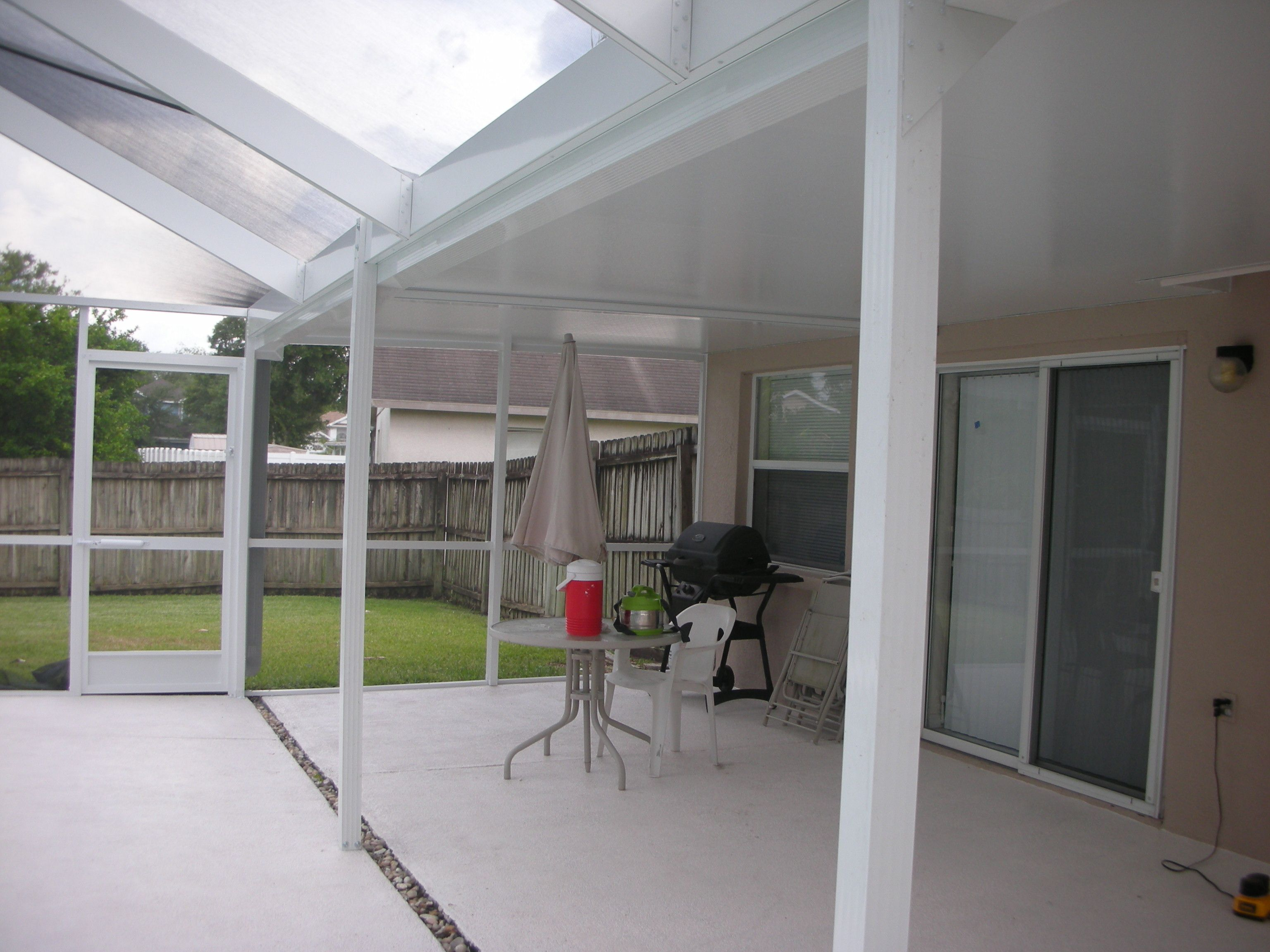 Lightning Aluminum Inc Garages Enclosures Outbuildings Tampa Fl Roof Panels Aluminum Roof Panels Metal Roof Panels