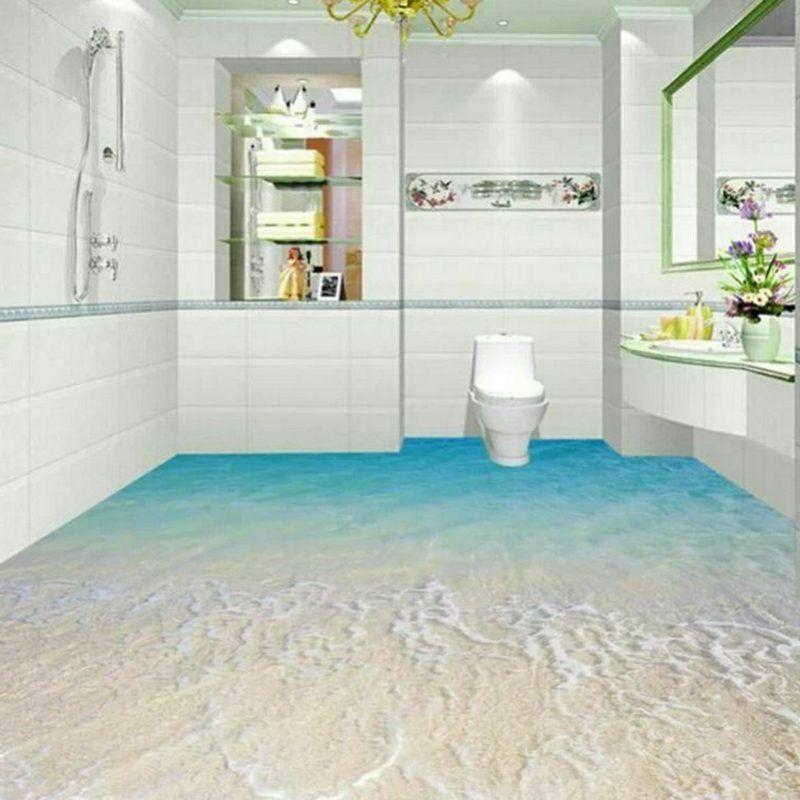 3d Fliesen Ideen Fur Das Badezimmer Badezimmer Bodenbelage Fliesen Diy Zenideen 3d Fliesen Badezimmer Fliesen Kleine Badezimmer Design