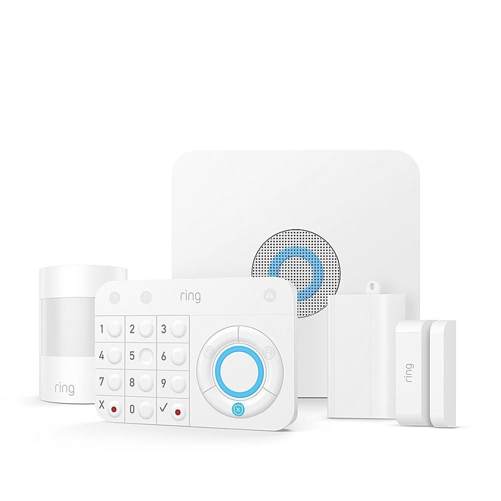 Ring Alarm Complete Smart Home Do It Yourself Security System