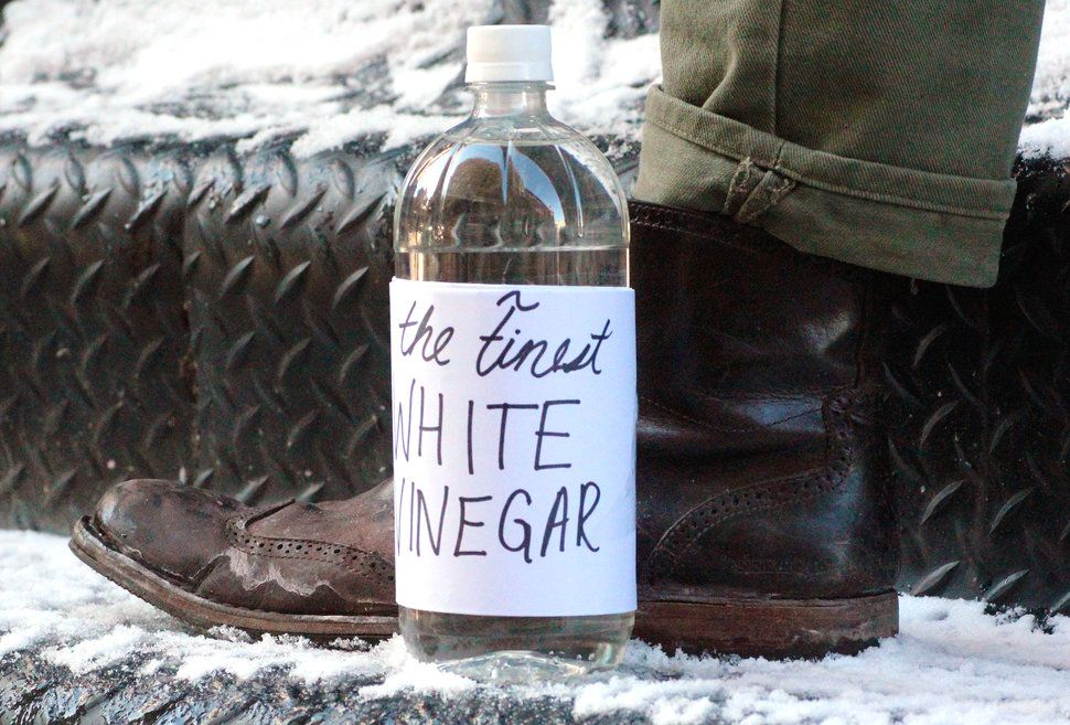 How To Clean Road Salt Off Leather Boots Photos Cleaning Stains Shoes