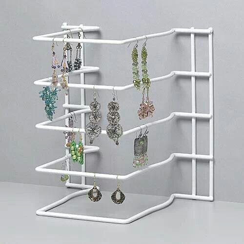 Make An Eye Catching Jewelry Stand From Plumber S Copper: Jewelry Displays