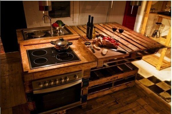 pin von silvia su auf m bel selbst gemacht pinterest herbst projekte k cheninsel und k chen. Black Bedroom Furniture Sets. Home Design Ideas