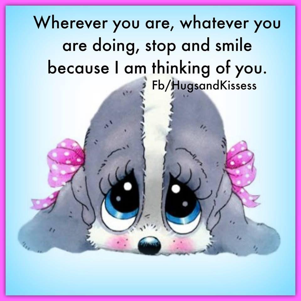 I Am Thinking Of You