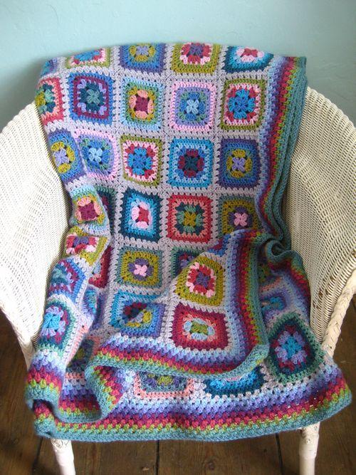 Harmony Blanket :: Ta-dah!